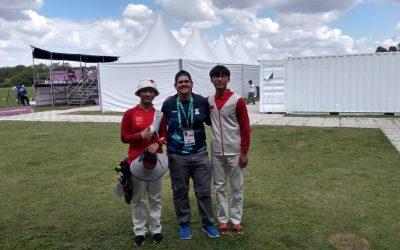 Voluntario en los Juegos Olimpicos de la Juventud Buenos Aires 2018